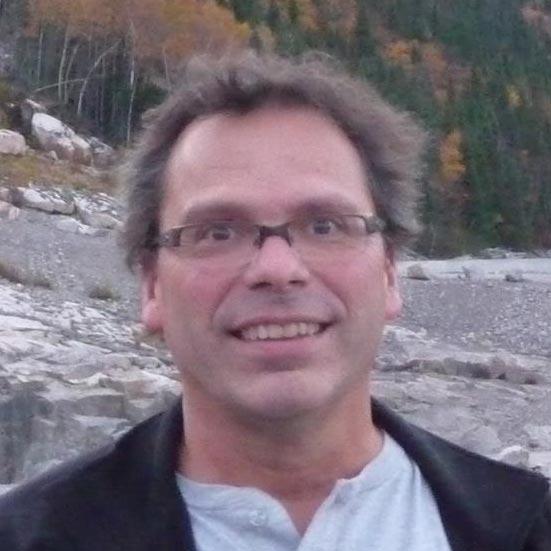 Daniel Brisebois est un des instructeurs de l'École de plongée Lanaudière.