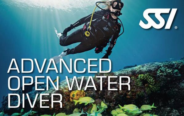 Cours de plongée Advanced Open Water Diver de l'École de plongée Lanaudière
