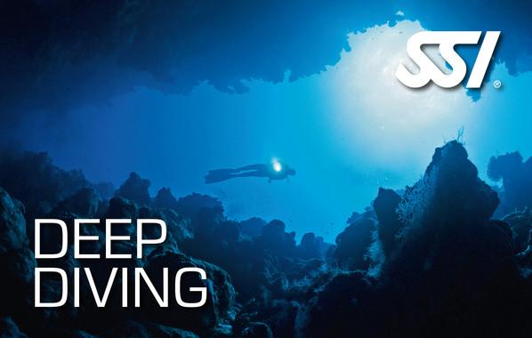 Spécialité Deep Diving de l'École de plongée Lanaudière