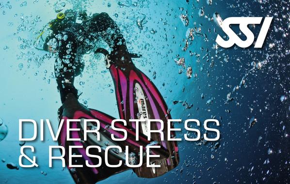 Spécialité Diver Stress & Rescue de l'École de plongée Lanaudière