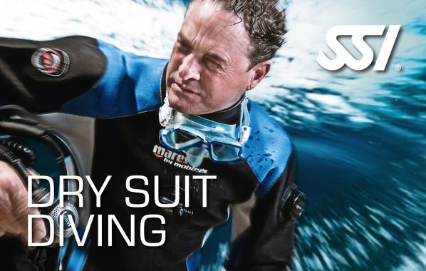 Spécialité Dry Suit de l'École de plongée Lanaudière