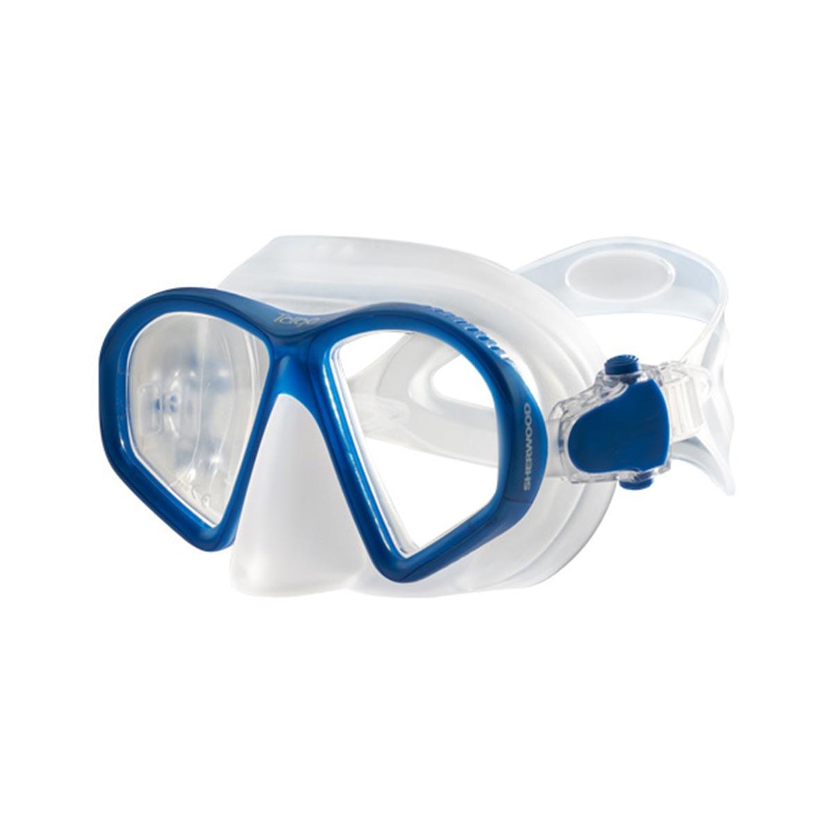 Masque TARGA MA62 Bleu