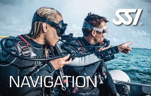 Spécialité Navigation de l'École de plongée Lanaudière