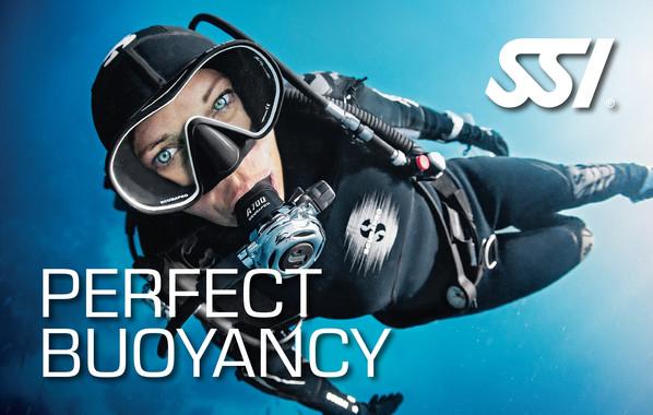 Spécialité Perfect Buoyancy de l'École de plongée Lanaudière