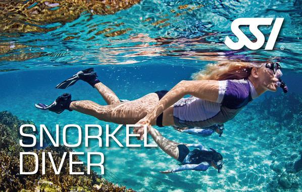Spécialité Snorkeling de l'École de plongée Lanaudière