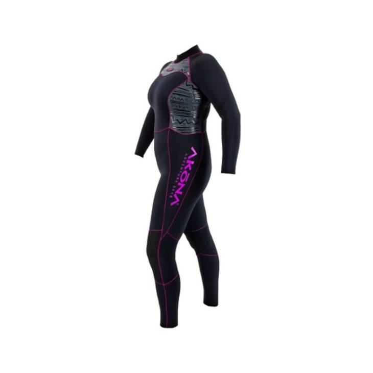 Wet Suit AKONA rose pour femme